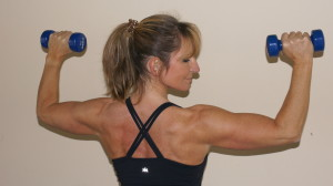 Personal-Trainerin Silvia Weber, Mannheim